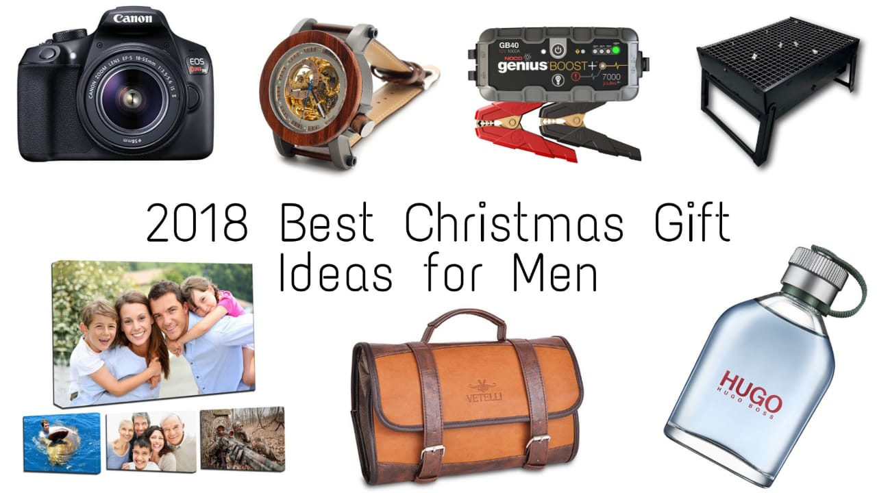 Best Christmas Gifts for Men 2018 | Top 10 Men Christmas Gift Ideas ...