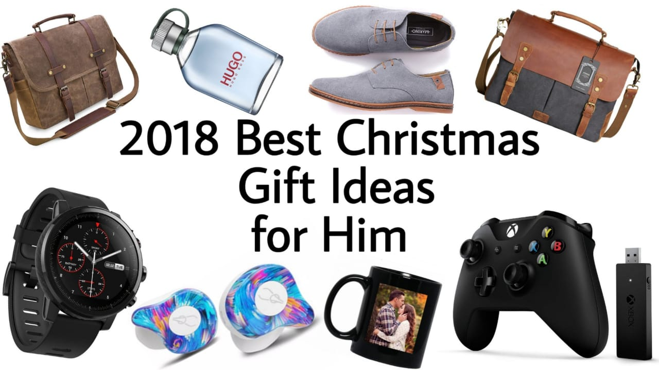 Top Christmas Gifts For Him Boys Boyfriend Husband 2018 Best Gift Ideas Brothers Enfocrunch