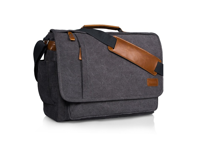 Canvas Messenger Bag - Christmas Gift for Men