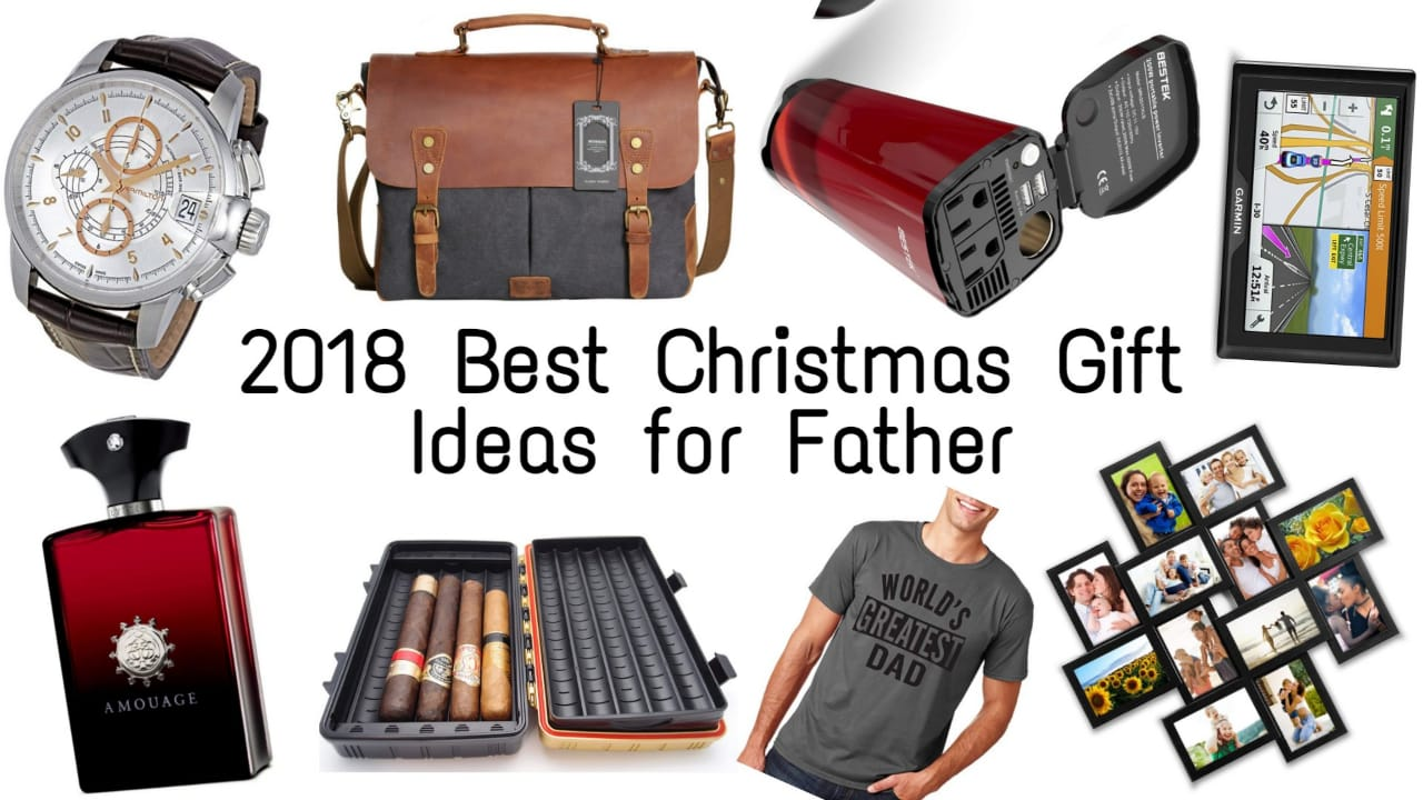 Best Christmas Gift Ideas for Father 2019 | Top Christmas ... Gift Ideas For Christmas 2019