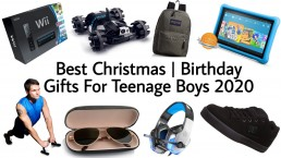 Best Christmas Gifts For Teenage Boys 2020
