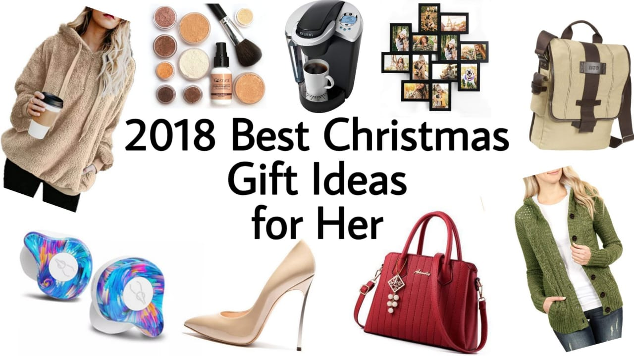 Top Christmas Gifts For Her,Girls,Girlfriend,Wife 2019
