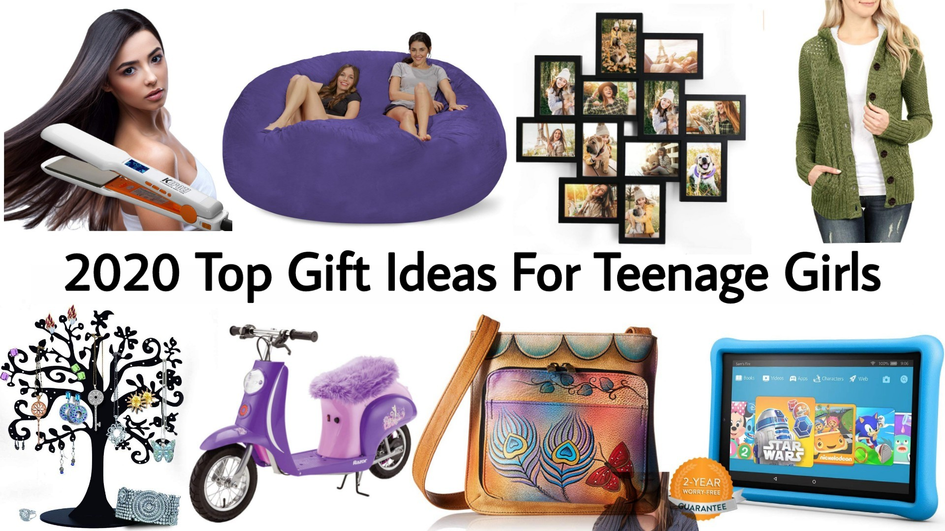 2021 Best Gift Ideas for Teenage Girls
