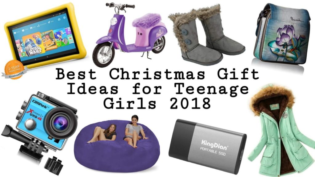 Best Christmas Gifts For Teenage Girls 2019, Top Christmas