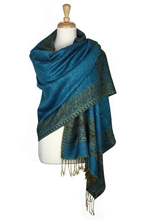 Pashmina Shawl - A Nice Birthday Gift Idea for Women