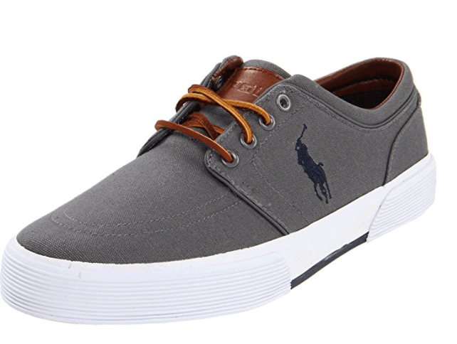Polo Ralph Lauren Men's Faxon Low Sneaker - A Perfect Christmas Gift for Boys in 2018