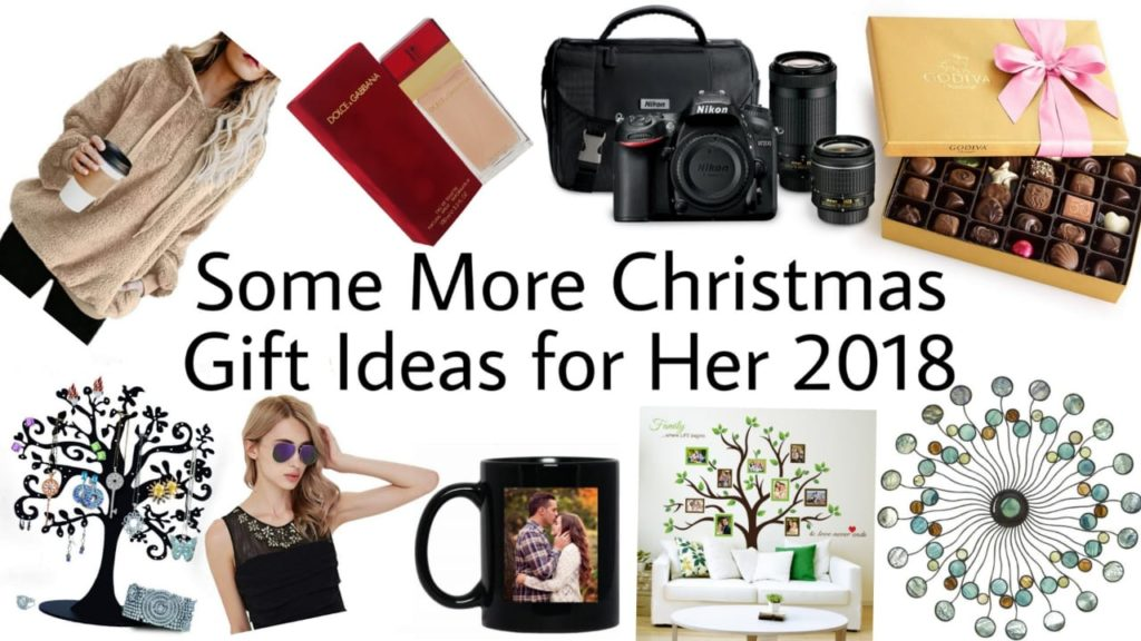 Top Christmas Gifts for Her,Girls,Girlfriend,Wife 2019 ...