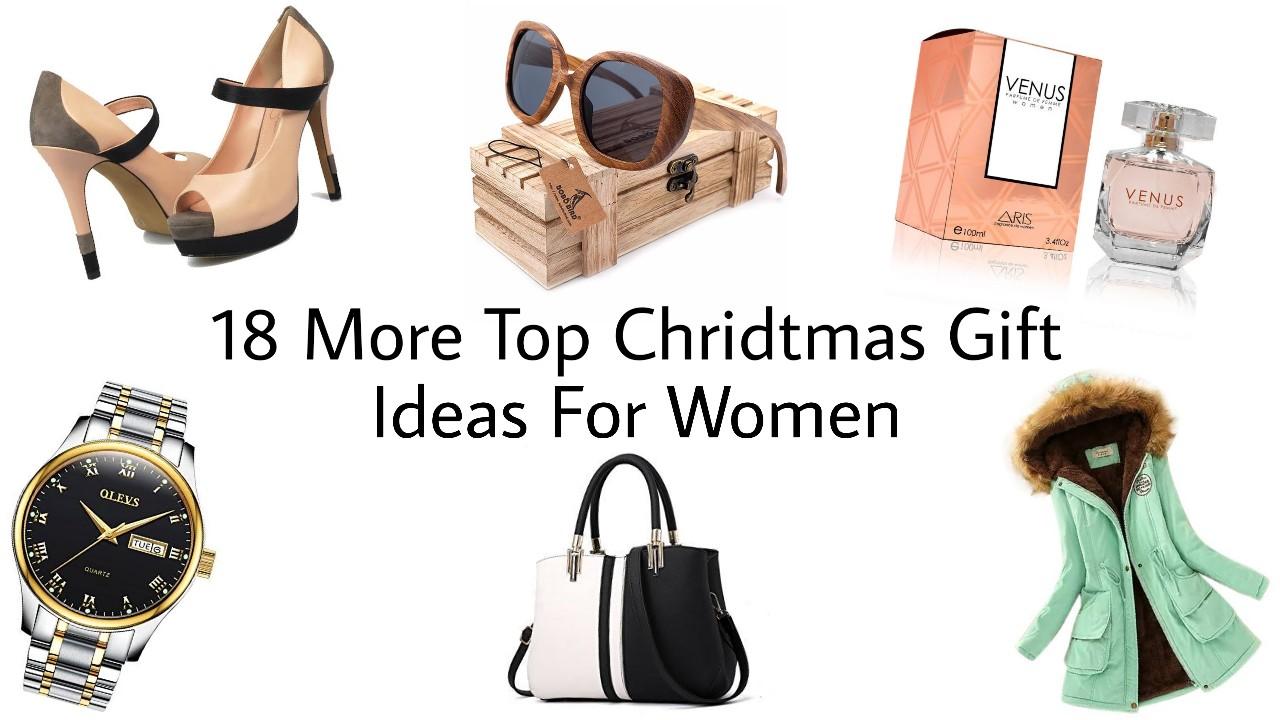 Best Chritmas Gift Ideas for Women in 2018