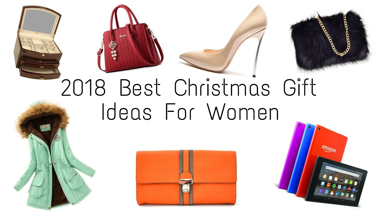 Best Christmas Gifts for Women 2018 | Top 10 Women Christmas Gifts ...