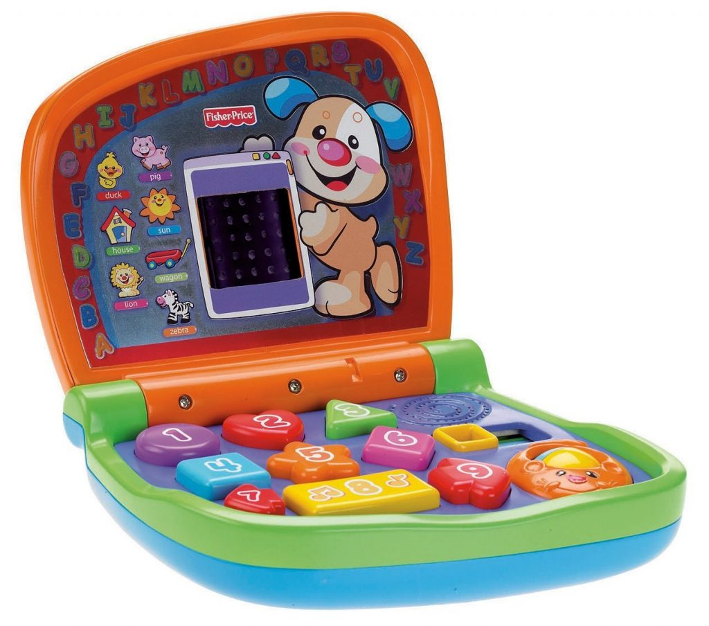 One of the Top 10 Learning Toys for Toddlers 2020