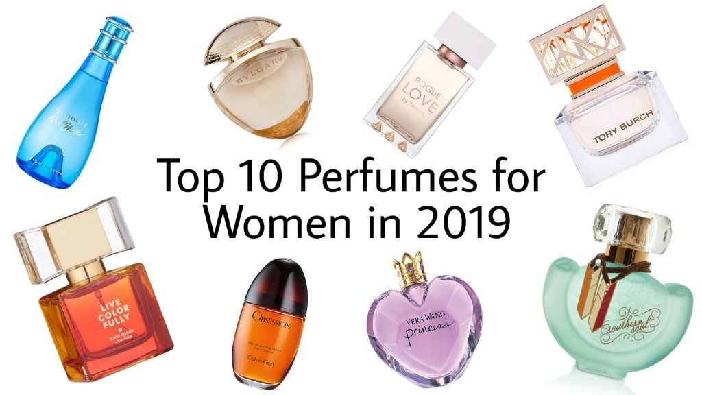 Best Natural Perfumes 2020 Top 10 Perfumes for Women 2019   2020 | Best Women Fragrances