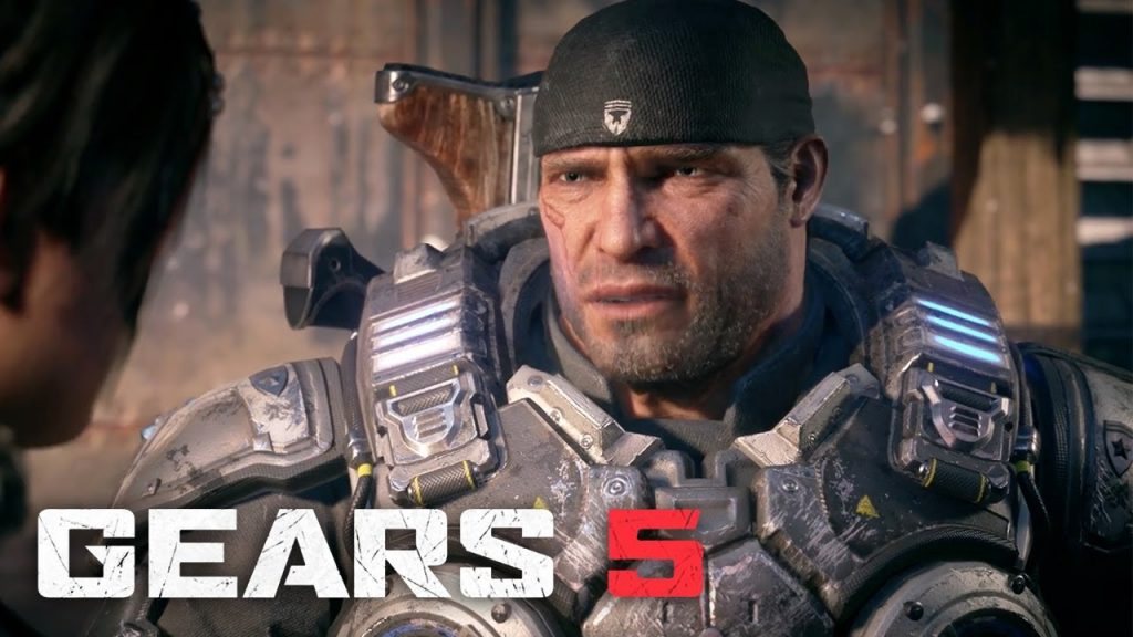 Gears 5 - One of The Most Anticipated PC Games of 2019
