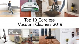 Best 10 Cordless Vacuum Cleaners of 2019